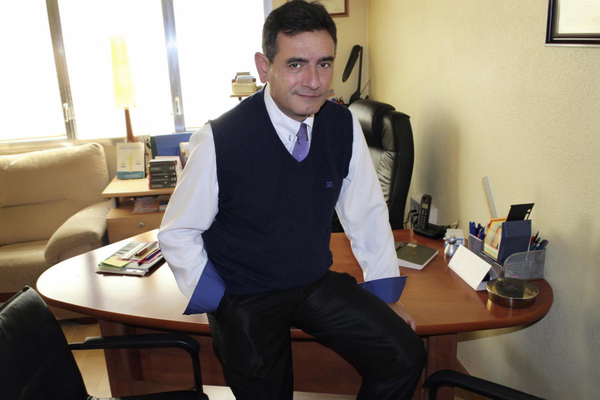 José Carlos Castells Ortells abogado en Almería