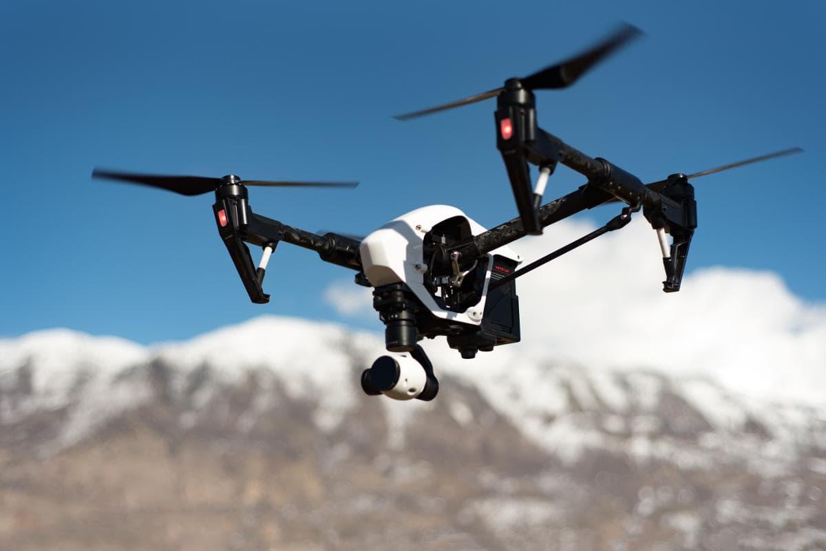 Dron por mitchnielsen